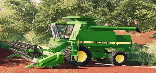 Photo of FS19 – John Deere 9Xxx Series Combine V1.1