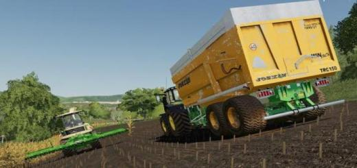 Photo of FS19 – Joskin Trans-Space 7000/27 V1