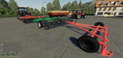 Photo of FS19 – Kpe-3.8 And Hitch Pack V1.3