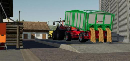 Photo of FS19 – Kroeger Agroliner Hkd302 V1