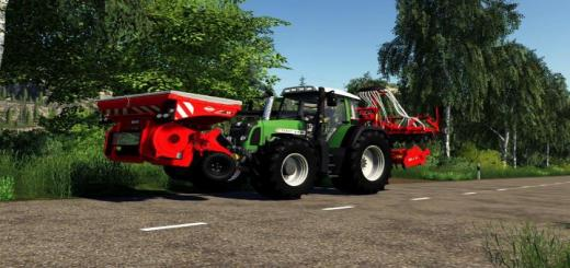 Photo of FS19 – Kuhn Hr3004 V1