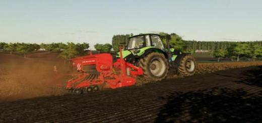 Photo of FS19 – Kuhn Sitera 3000 V1
