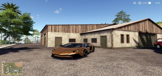 Photo of FS19 – Lamborghini Aventador Lp750-4 Sv V1