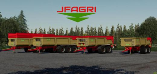 Photo of FS19 – Leboulch Trailer Pack