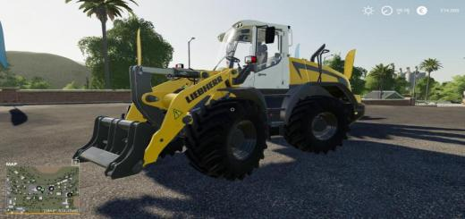 Photo of FS19 – Liebherr L 538 60Km/h Edition V1