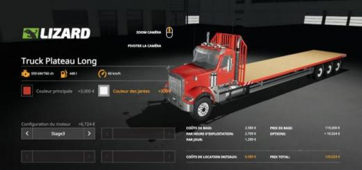 Photo of FS19 – Long Camion V1