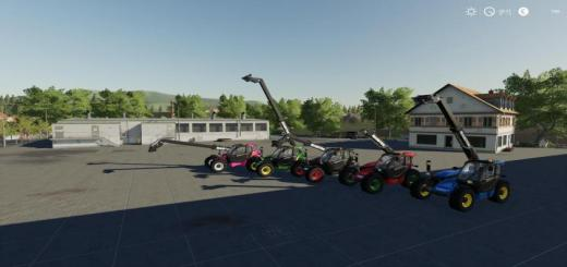 Photo of FS19 – Manitou V1