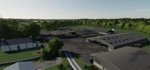 Photo of FS19 – Marwell Manor Farm Map V1.1