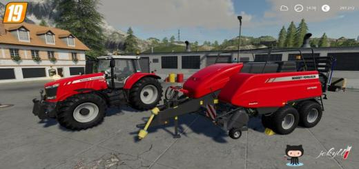 Photo of FS19 – Massey Ferguson 2270 Xd V1.0.0.5