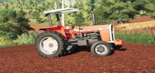 Photo of FS19 – Massey Fergusson 290 Tractor V1