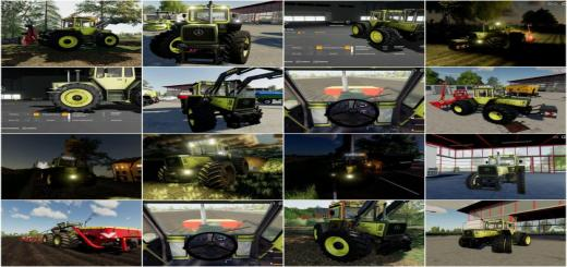 Photo of FS19 – Mb Trac 1300 – 1800 V1.4.0.1 Beta