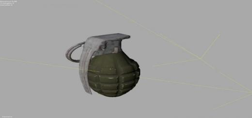 Photo of FS19 – Mk2 Grenade V1