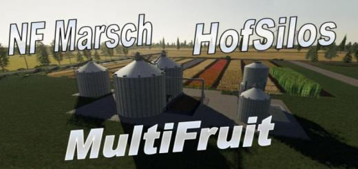 Photo of FS19 – Multifruit Silo With Extension V2