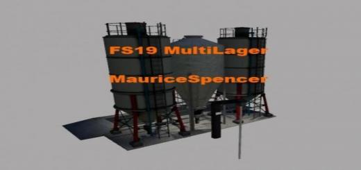 Photo of FS19 – Multilager V2.4
