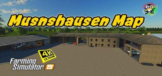 Photo of FS19 – Musnshausen Map V1.1