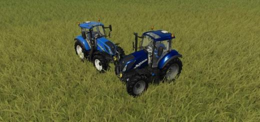 Photo of FS19 – New Holland T5 V1.0.0.1