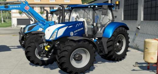 Photo of FS19 – New Holland T6 Bluepower Configurable V1