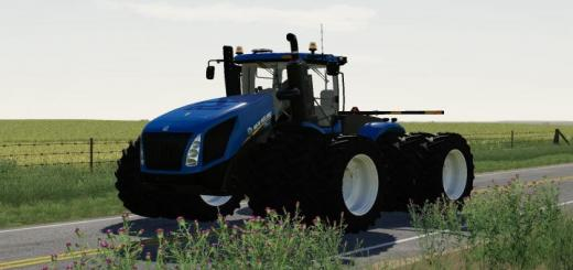 Photo of FS19 – New Holland T9 Us Release V1