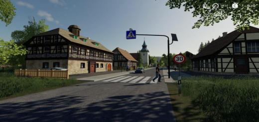 Photo of FS19 – Oberlausitz Map V1.0.1