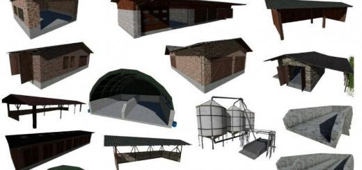 Photo of FS19 – Pack Buildings V1