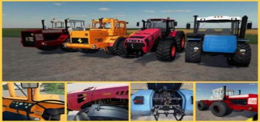 Photo of FS19 – Pack Powerful Tractors V1