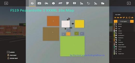 Photo of FS19 – Peasantville 3 Xxxxl 16X Map 3 V1.1.1 Beta