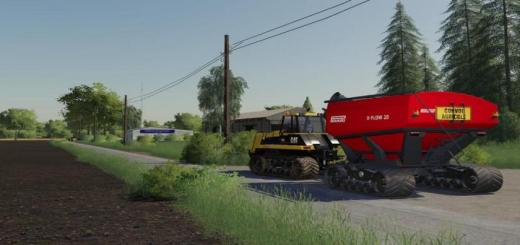 Photo of FS19 – Perrard Xflow 20 V1