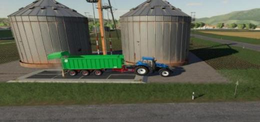 Photo of FS19 – Placeable Farm Silo