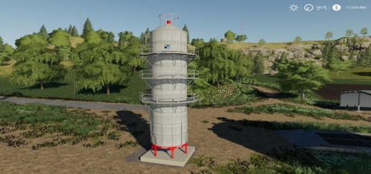 Photo of FS19 – Placeable Grain Dryer Extension V1.1