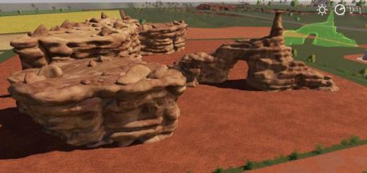 Photo of FS19 – Placeable Grand Canyon V1
