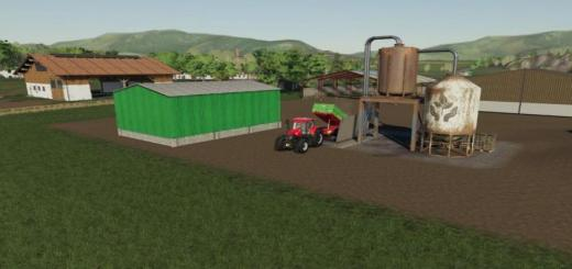 Photo of FS19 – Placeable Lagersilo V1.1