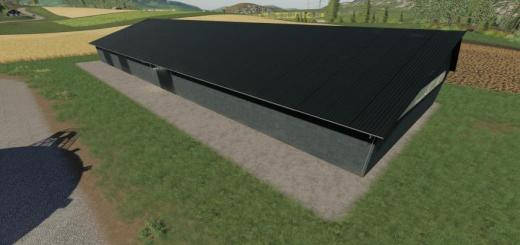 Photo of FS19 – Placeable Large Storage V1
