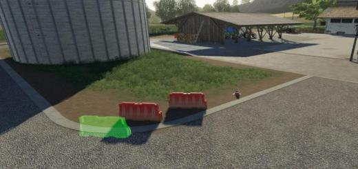 Photo of FS19 – Placeable Signaling Objects V1