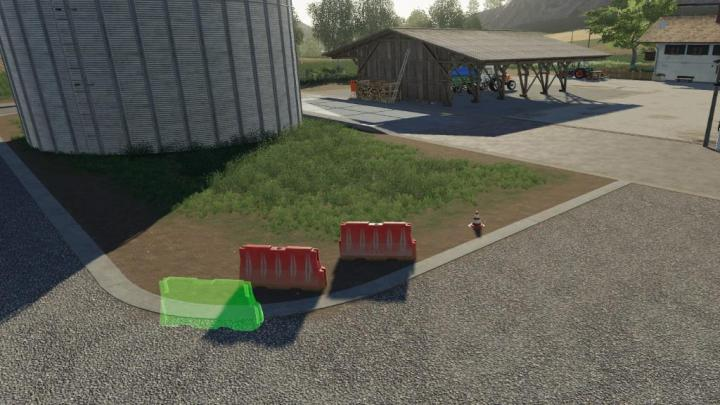 FS19 - Placeable Signaling Objects V1