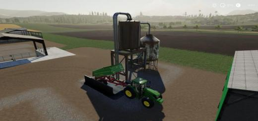 Photo of FS19 – Placeable Storagesilo V1