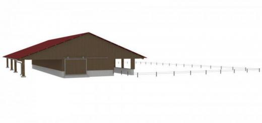 Photo of FS19 – Plugz Cowshed V1