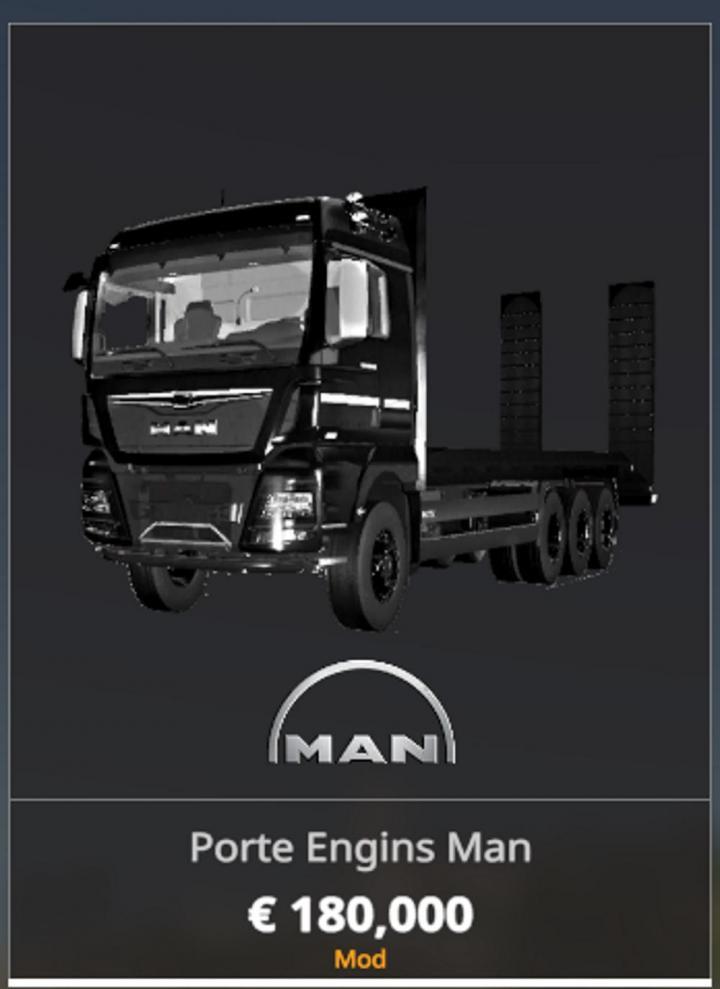 FS19 - Porte Engins V1
