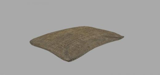 Photo of FS19 – Prefab Sandbag V1