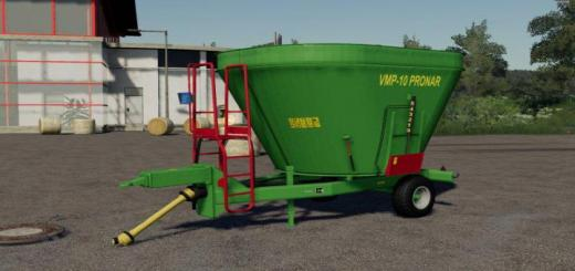Photo of FS19 – Pronar Vmp 10 V1