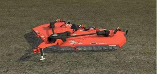 Photo of FS19 – Rhino 6000 Series Batwing Mower V1