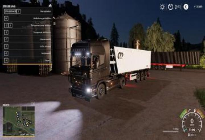 FS19 - Scania R730 Semi V1