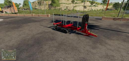 Photo of FS19 – Schuitemaker Hooklift Trailer V1.1