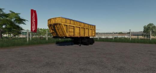 Photo of FS19 – Semitrailer Maz-950600-030 V1