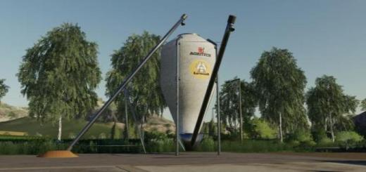 Photo of FS19 – Silos Agritech V1