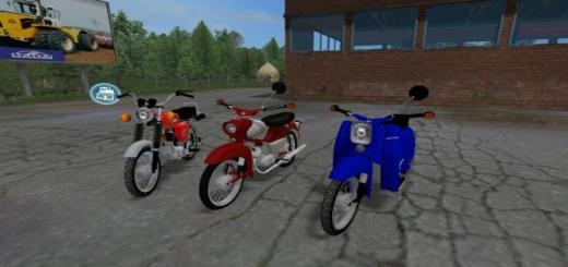Photo of FS19 – Simson Pack V1