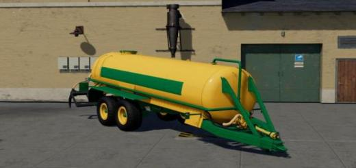 Photo of FS19 – Slurry Tanker 14 With Injector V1