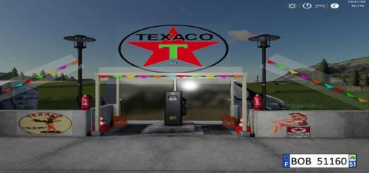 Photo of FS19 – Station Texaco V1
