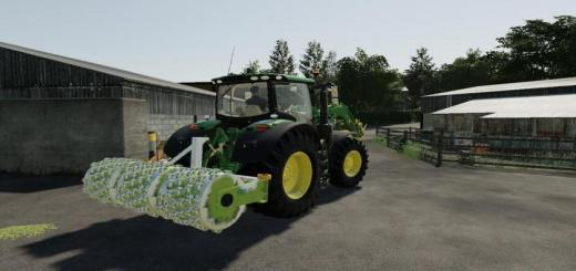 Photo of FS19 – Stehr Silage Roller V1