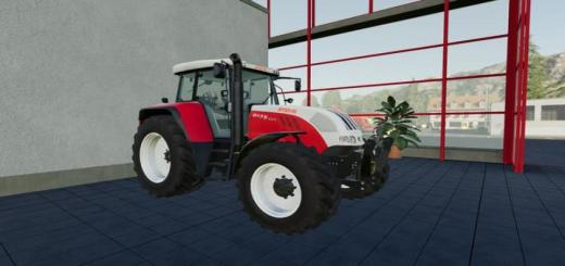 Photo of FS19 – Steyr Cvt Smatic Basisversion V1.1