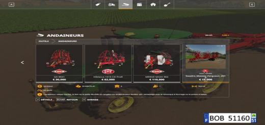 Photo of FS19 – Swadro Massey Ferguson 2019 V1